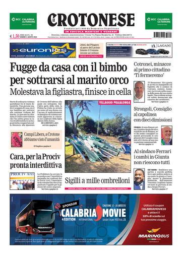 Il Crotonese: Edizione digitale